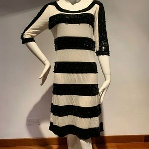 French Connection Stripped Dress